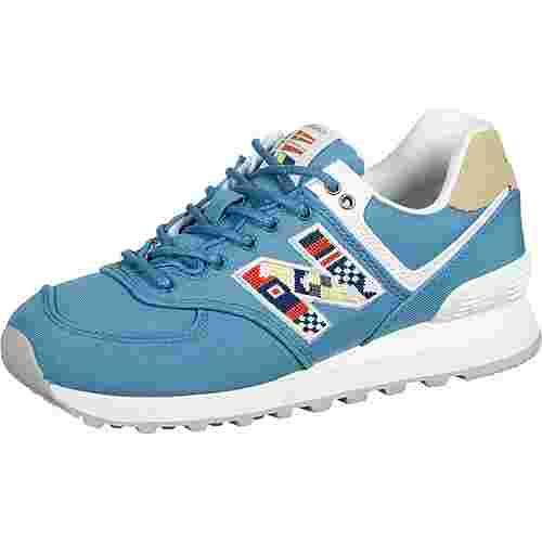 NEW BALANCE 574 Sneaker Damen blau