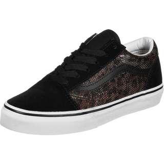 Vans Old Skool Sneaker Kinder schwarz