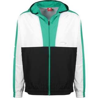 NEW BALANCE MJ91506 Trainingsjacke Herren schwarz/grün