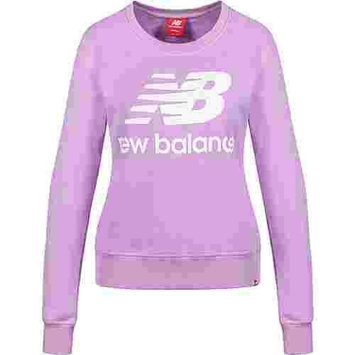 NEW BALANCE WT91585 W Sweatshirt Damen lila