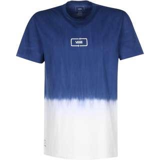 Vans 2K Dip Dyed T-Shirt Herren blau/weiß