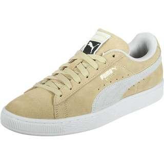PUMA Suede Classic Sneaker braun/weiß