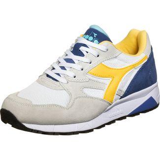 Diadora N902 S Sneaker Herren weiß/gelb/blau
