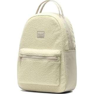 Herschel Rucksack Nova Small Daypack beige