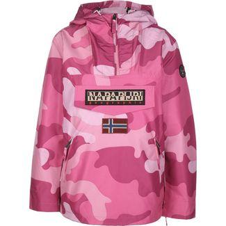 Napapijri Rainforest Summer W Windbreaker Damen pink