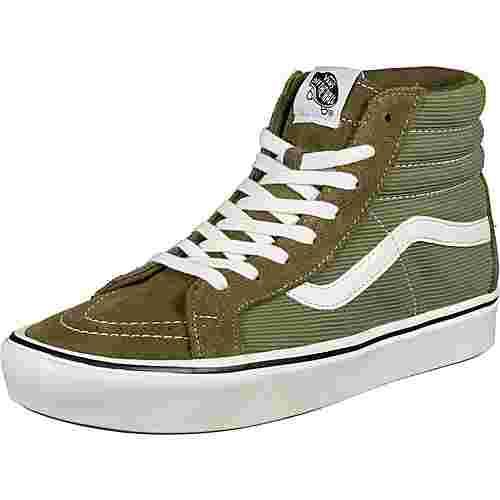 Vans Comfy Cush SK8-Hi Reissue Sneaker oliv/grün