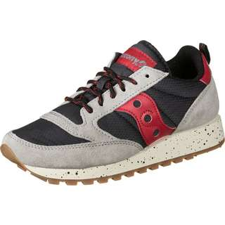 Saucony Jazz Original Trail W Sneaker Damen grey/black/red