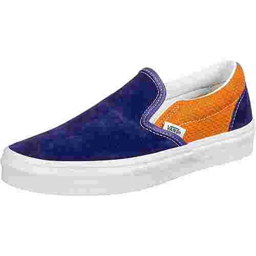 Vans Slip-On Slipper blau/orange