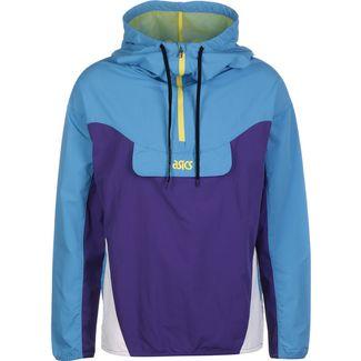 ASICS Sportswear Windbreaker Damen blau/lila