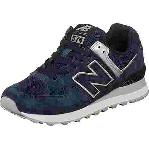 NEW BALANCE 574 W Sneaker Damen blau