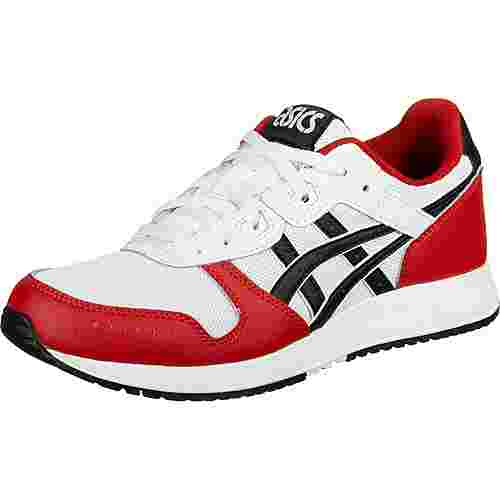ASICS Lyte Classic Sneaker weiß/rot