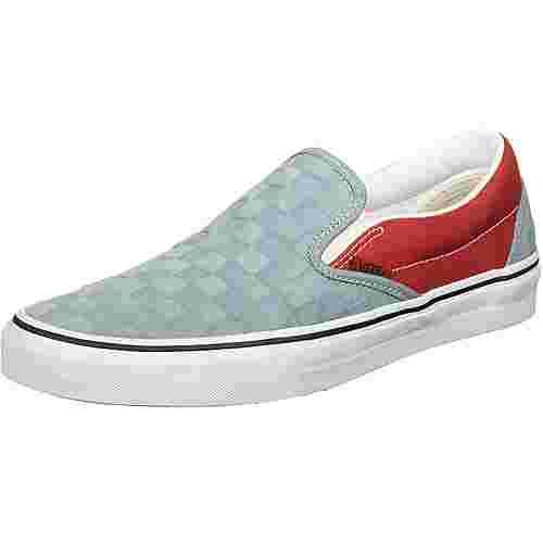 Vans ComfyCush Slip-On Slipper blau/rot
