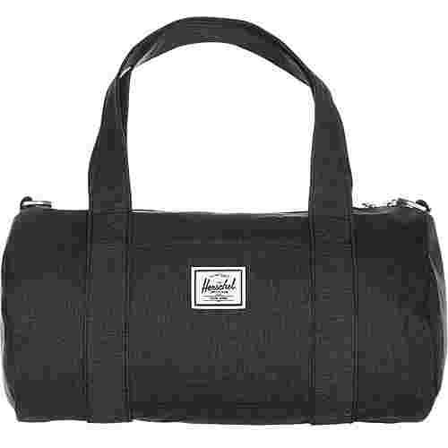 Herschel Sutton Mini Classics Reisetasche schwarz/meliert