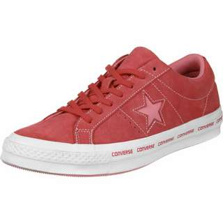 CONVERSE One Star Ox Sneaker rot/pink