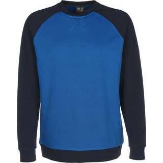 Jack Wolfskin 365 Crew Sweatshirt Herren blau