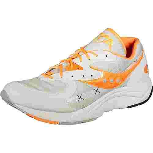 Saucony AYA Sneaker Herren weiß/grau/orange
