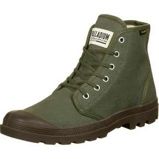 Palladium Pampa Hi Sneaker oliv