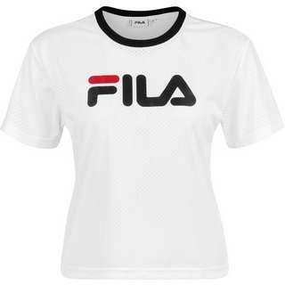 FILA Michelle Cropped W T-Shirt Damen weiß