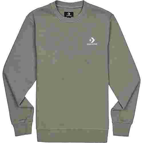 CONVERSE Star Chevron Sweatshirt Herren jade stone
