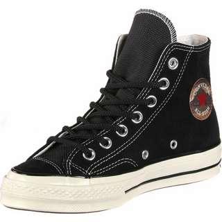 CONVERSE 70 Hi Sneaker schwarz