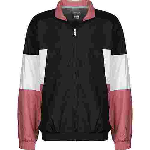 ASICS Sportswear Trainingsjacke Herren schwarz/rot