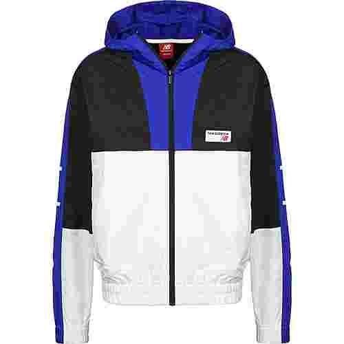 NEW BALANCE MJ91506 Trainingsjacke Herren blau/weiß