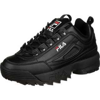 FILA Disruptor Low W Sneaker Damen schwarz