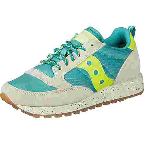 Saucony Jazz Original Trail W Sneaker Damen grey/blue/slime