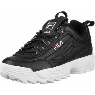 FILA Disruptor Low W Sneaker Damen schwarz/weiß