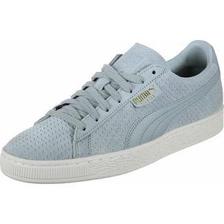 PUMA Suede Classic Perforation Sneaker blau