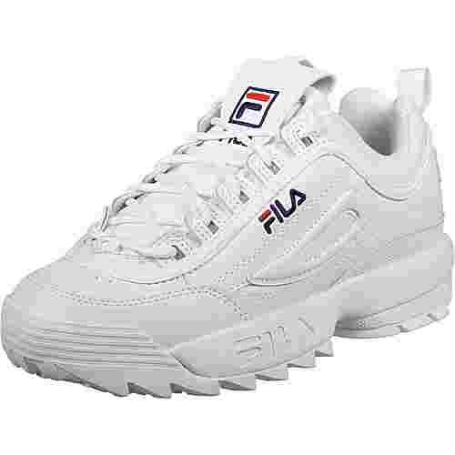 FILA Disruptor Low W Sneaker Damen white