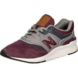 NEW BALANCE CM997 Sneaker Herren weinrot