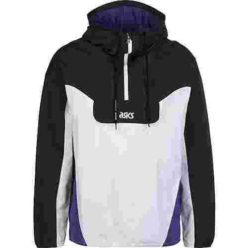 ASICS Sportswear Windbreaker Damen schwarz/weiß