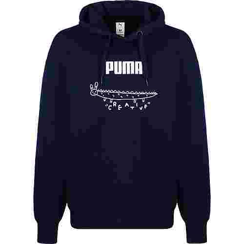 PUMA X Tyakasha Hoodie Herren blau