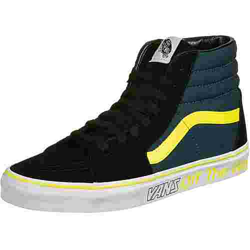 Vans SK8-Hi Sneaker schwarz/grün