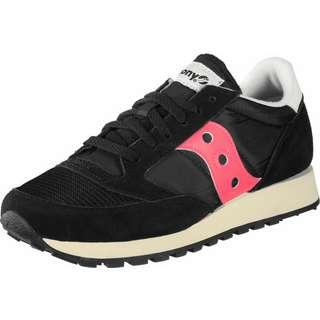 Saucony Jazz Original Vintage Sneaker Herren schwarz/pink