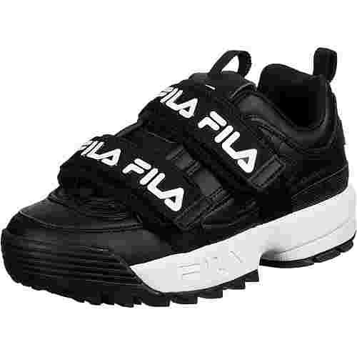FILA Disruptor Sneaker Damen schwarz