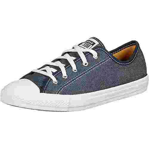 CONVERSE Ctas Dainty Ox Sneaker Damen blau