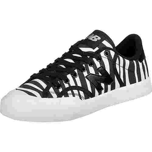 NEW BALANCE Procts Sneaker Damen schwarz/weiß/gestreift