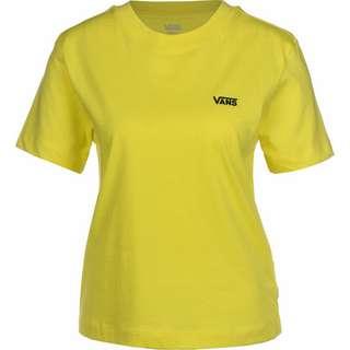 Vans Junior V Boxy T-Shirt Damen gelb
