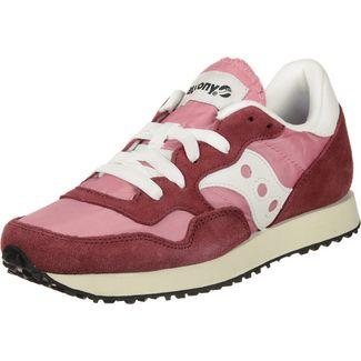 Saucony DXN Vintage W Sneaker Damen weinrot/pink