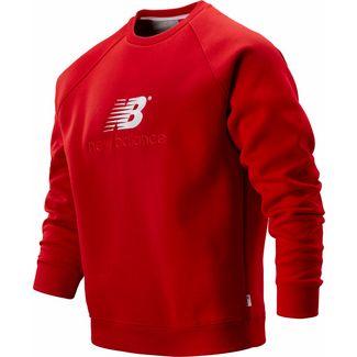 NEW BALANCE MT93575 Sweatshirt Herren rot