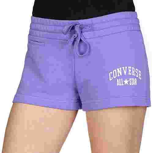 CONVERSE Stripe Track W Shorts Damen lila
