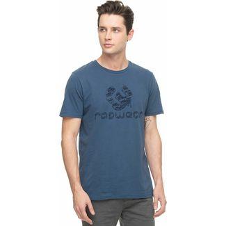 Ragwear TEEBS ORGANIC T-Shirt Herren BLUE