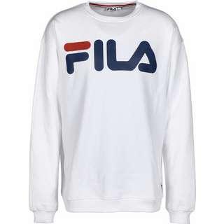 FILA Classic Logo Sweatshirt Herren weiß