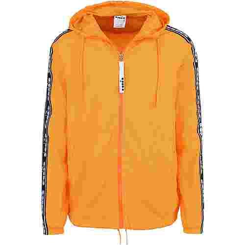 Diadora JACKET TROFEO Windbreaker Herren orange