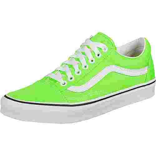 Vans UA Old Skool Sneaker neon/grün