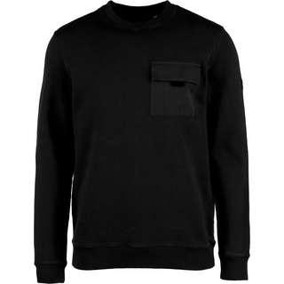 Lyle & Scott Chest Pocket Crew Sweatshirt Herren schwarz
