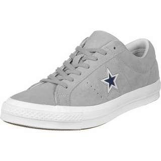 CONVERSE One Star Ox Sneaker grau/blau/weiß