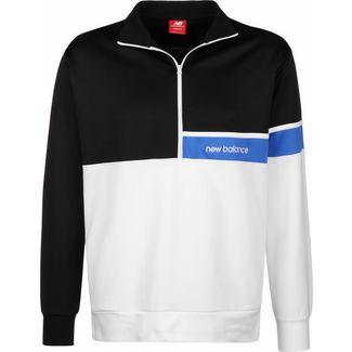 NEW BALANCE MT93501 Sweatshirt Herren schwarz/weiß